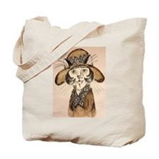 Pretty Bone Tote Bag