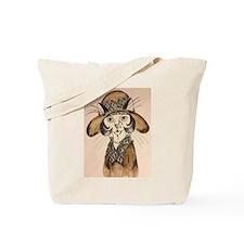 Pretty Bone Tote Bag