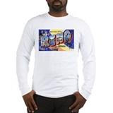 Reno Nevada Greetings Long Sleeve T-Shirt