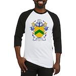 Pinkerton Coat of Arms Baseball Jersey