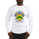 Pinkerton Coat of Arms Long Sleeve T-Shirt