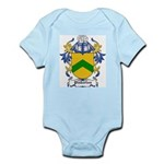Pinkerton Coat of Arms Infant Creeper