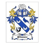 Pilmure Coat of Arms Small Poster