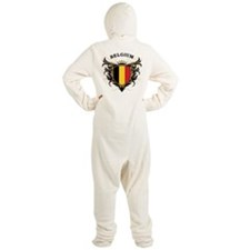Belgium Footed Pajamas