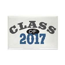 Class of 2017 Rectangle Magnet (10 pack)