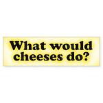 WWCD? Bumper Sticker