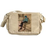 Morocco Man Messenger Bag