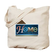 Home with Lisa Quinn Tote Bag