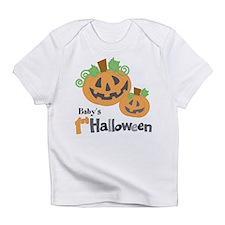 [Babys] 1st Halloween - PERSONALIZE IT! Infant T-S