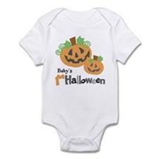 [Babys] 1st Halloween - PERSONALIZE IT! Infant Bod