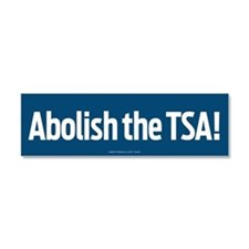Abolish the TSA Car Magnet 10 x 3