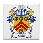 Orme Coat of Arms Tile Coaster