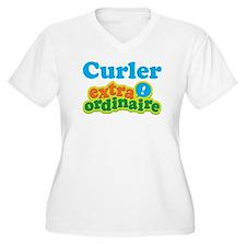 Curler Extraordinaire T-Shirt