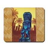 Ku, God of Strength Mousepad