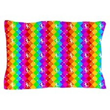Rainbow Unicorn 03 Pillow Case