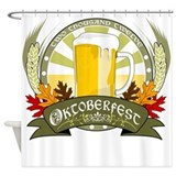 Oktoberfest 2012 Shower Curtain