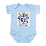 Ocherlony Coat of Arms Infant Creeper