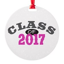 Class of 2017 Ornament