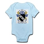 Norvel Coat of Arms Infant Creeper
