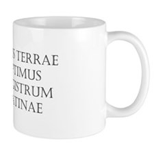 Latin Teacher Small Mug