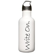 Write On (Ver 4) Water Bottle
