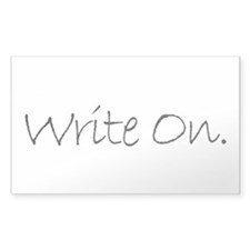 Write On (Ver 4) Decal