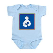 Brestfeeding Icon Infant Bodysuit