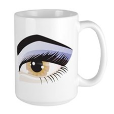 Golden Eyes Mug