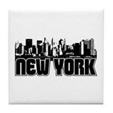 New york Drink Coasters