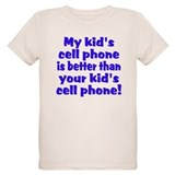 My Kid's Cell Phone is Better Than Your Kid's Cell