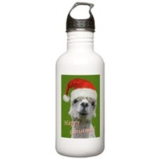 Cuddle Me Christmas Water Bottle
