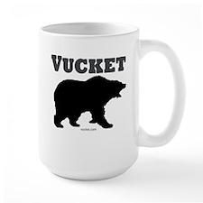 Grizzly 2 Black Mug