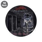 "GBMI - Outta the Asylum CD Cover 3.5"" Button"
