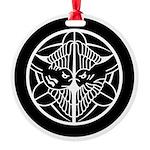 Uesugi1(B) Round Ornament