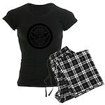 Uesugi1(B) Women's Dark Pajamas