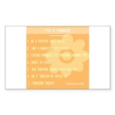 Pay it Forward: 1 Decal