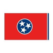 Tennessee flag Wall Decal