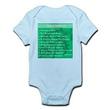 Pay It Forward 3 Infant Bodysuit
