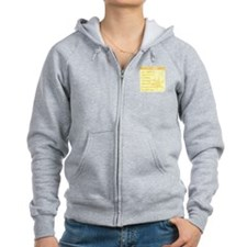 Pay it Forward 7 Zip Hoodie