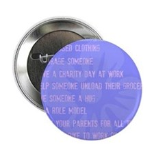 "Pay it Forward 2.25"" Button"