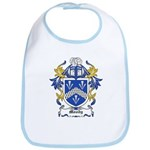 Moody Coat of Arms Bib