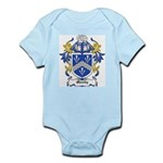 Moody Coat of Arms Infant Creeper