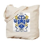 Moody Coat of Arms Tote Bag