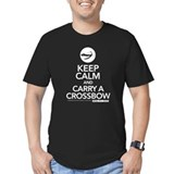 Keep Calm Carry a Crossbow T