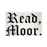 Read, Moor, OE Rectangle Magnet