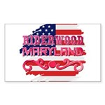 American Flag and Scarf iPad 2 Hard Case