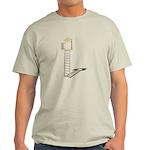 Ladder to Shuttered Window Light T-Shirt