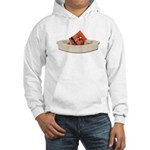 Life Vest Boat Hooded Sweatshirt