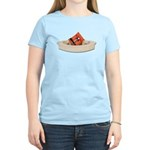 Life Vest Boat Women's Light T-Shirt