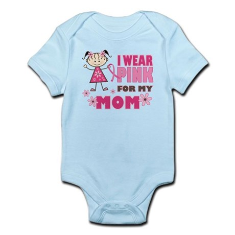 Wear Pink 4 Mom Infant Bodysuit